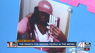 BIG Search KC looks for missing KC persons - Video