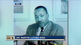 Remembering Dr. Martin Luther King Jr. 50 years later - Video