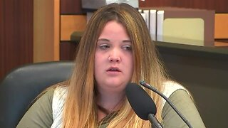 Part 1: Taylor Shomaker testifies in Rodgers murder trial