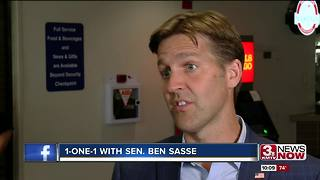 1-on-1 with Senator Ben Sasse - Video
