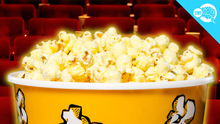 BrainStuff: Why Do Movie Theaters Sell Popcorn? - Video