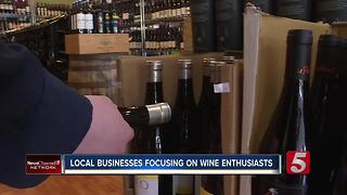 Nashville Shops Say They're Feeling Effects Of Wine In Grocery Stores - Video