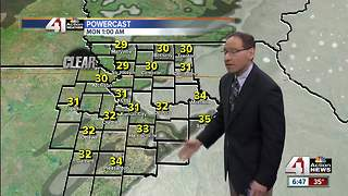 Jeff Penner Sunday Morning Forecast Update 1 7 18 - Video