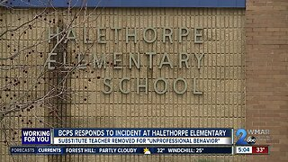 BCPS responds to incident at Halethorpe Elementary