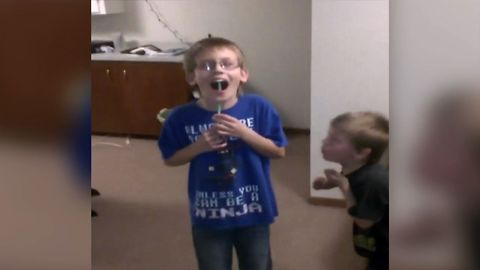 Clever Little Boy Pulls Off A Prank That Will Blow Your Mind