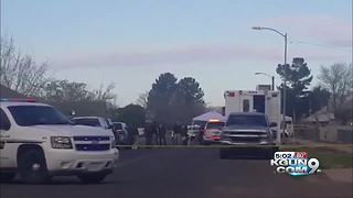 Douglas police involved in shooting - Video