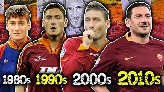 Most Loyal Footballers XI | Totti, Del Piero & Raul! - Video