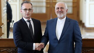 """German Foreign Minister seeks to calm """"Explosive"""" tension between Iran and U.S."""