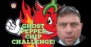 Ghost Peppers and Video Games Don't Mix!