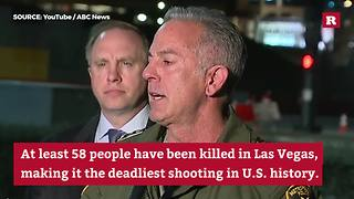 Deadliest U.S. mass shooting in Las Vegas | Rare News - Video