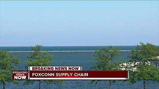 Foxconn to have ripple effect on SE Wisconsin's economy - Video