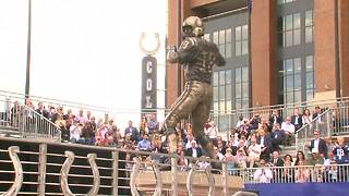 Peyton Manning: 'I will always be a Colt.' - Video