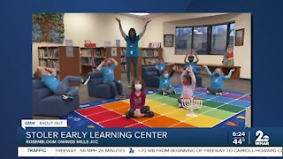Good Morning Maryland from the Stoler Early Learning Center in Owings Mills