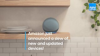 Amazon devices event 2020: Everything announced