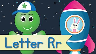 Letter R Song