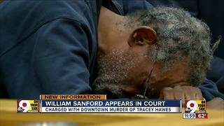 Murder suspect appears in court - Video
