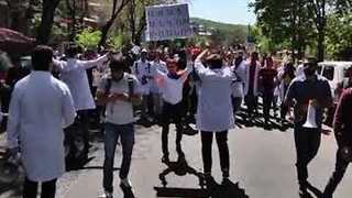 Hundreds of Students Join Anti-Government Protests in Armenian Capital as Election Announced