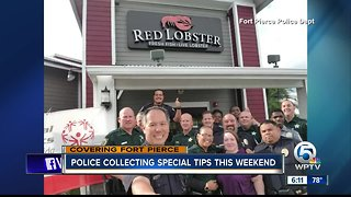 Police collecting special tips this weekend in Fort Pierce