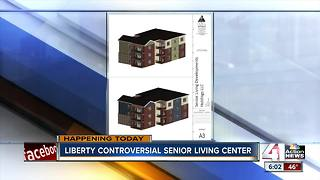 Liberty leaders to consider rezoning for new senior living complex - Video