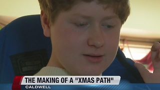 Caldwell teen with MD gets early Xmas present - Video
