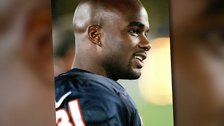 Rashaan Salaam laid to rest - Video