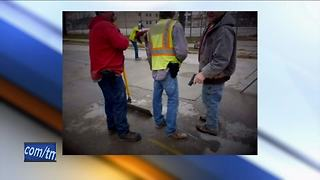 American Sewer Services employee fired - Video
