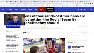 THOUSANDS Don't Receive Correct Social Security Benefits