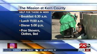 Local group helping the homeless get on their feet