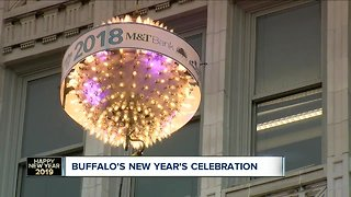 Buffalo Ball Drop Celebration: Everything you need to know for New Year's Eve