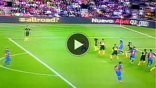 VIDEO: Ivan Rakitic Goal vs Atletico Madrid