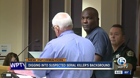 Court documents give insight into suspected serial killer's movements between alleged crimes