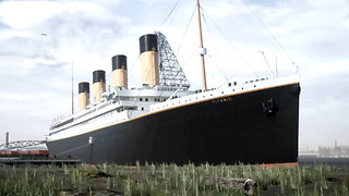 Free Video Game Lets You Explore Titanic