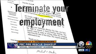 Termination letter surfaces - Video