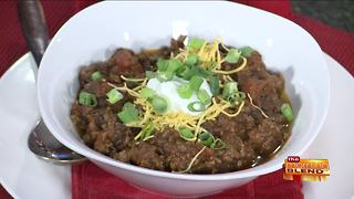 A Heart Healthy Beef Chili Recipe - Video