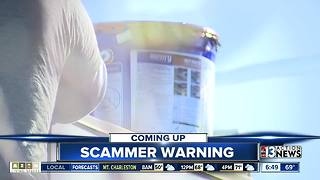 Nevada State Contractors Board warns of scammers - Video