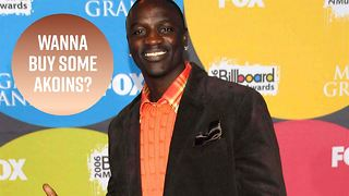 Akon is building a city and a cryptocurrency - Video