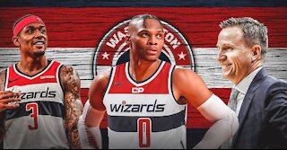 Russell Westbrook Washington Wizards simulation - (NBA 2K21 Next Gen)