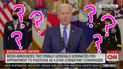 DID BIDEN FROGET THE NAME OF HIS DEFENSE SECRETARY?!
