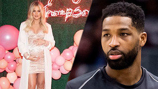 Tristan Thompson CHEATED On Khloe Kardashian Night Before Baby Shower New Report REVEALS!