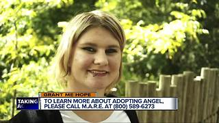 Grant Me Hope, adopting Angel - Video