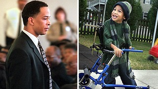 Former Panthers WR Rae Carruth Apologizes for Murder of Baby's Mother & Causing Son's Cerebral Palsy