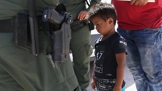 AP: Babies And Young Children Are Being Taken To 'Tender Age' Shelters - Video