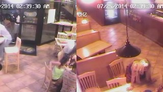 Joe Mixon Assault Surveillance Video - Video