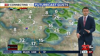 23ABC Evening weather update December 7, 2020