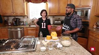 Big Mama's macaroni and cheese with Elissa the Mom | Rare Life - Video