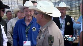 Cochise County Sheriff Mark Dannels named Sheriff of the Year