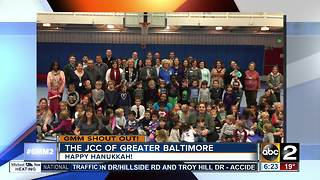 Good morning from the JCC of Greater Baltimore - Video