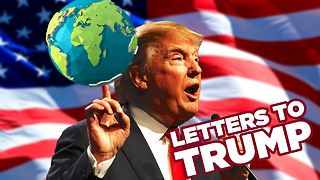 World congratulates Trump - Video