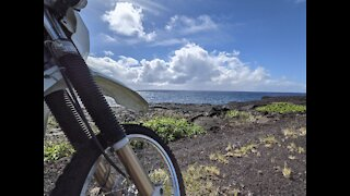 Riding Around Hawaii, Hilo Style