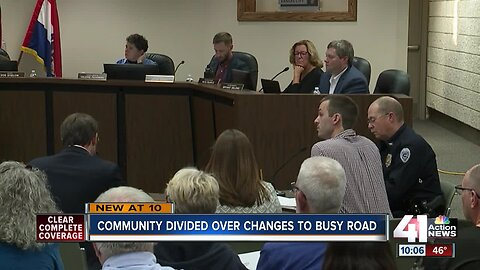 NKC community meets to discuss Armour Road bike lanes